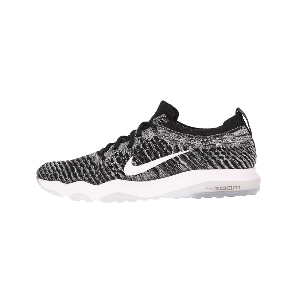 NIKE – Γυναικεία παπούτσια training NIKE AIR ZOOM FEARLESS FK LUX μαύρα λευκά
