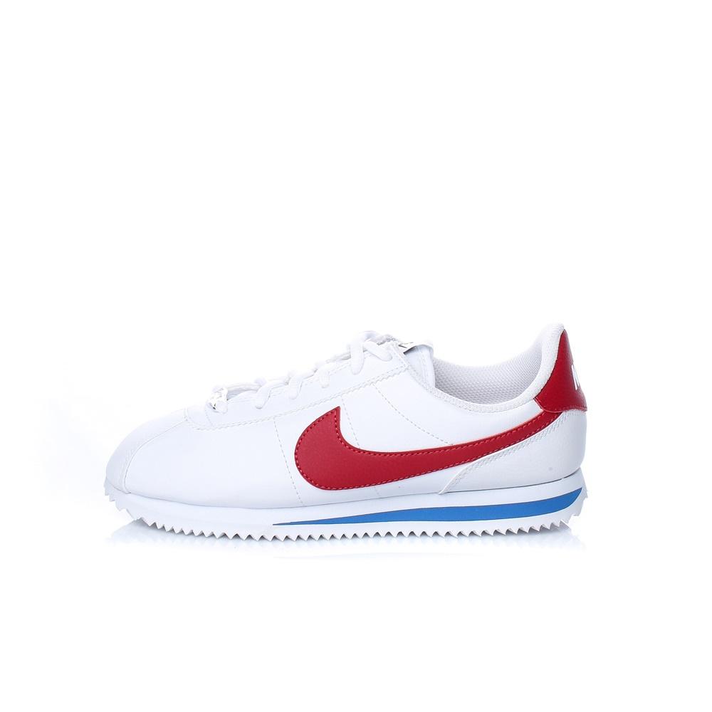NIKE – Παιδικά παπούτσια CORTEZ BASIC SL (GS) λευκά