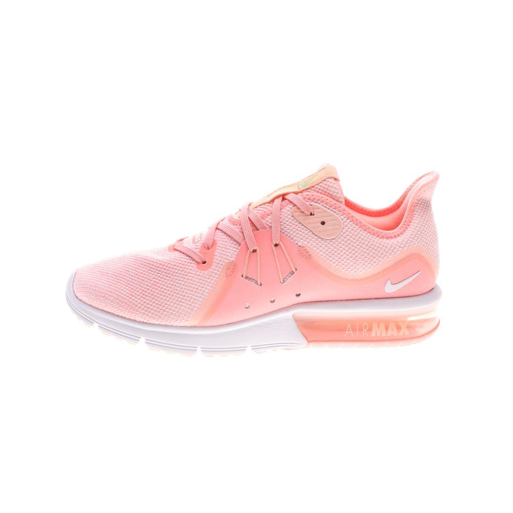 NIKE – Γυναικεία παπούτσια running NIKE AIR MAX SEQUENT 3 πορτοκαλί