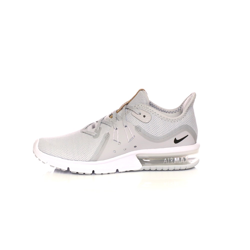 NIKE - Γυναικεία παπούτσια NIKE AIR MAX SEQUENT 3 γκρι γυναικεία παπούτσια αθλητικά running