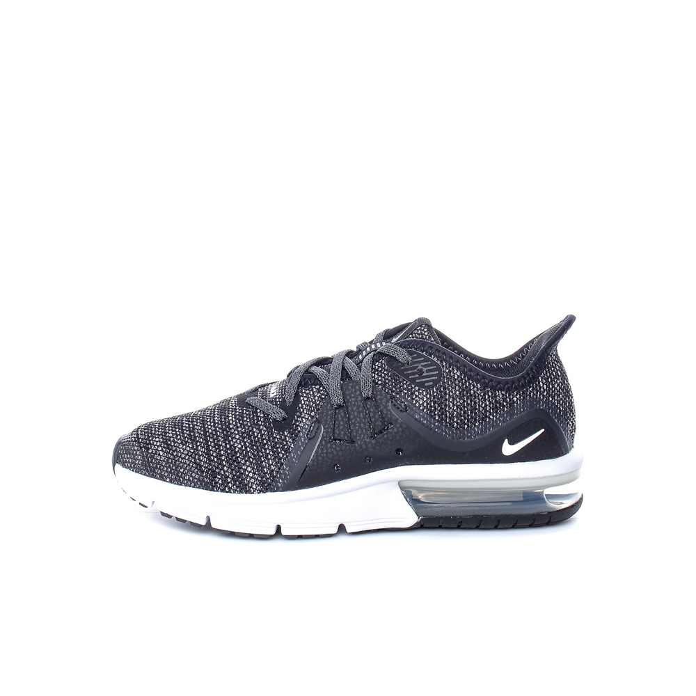 NIKE – Παιδικά αθλητικά παπούτσια Nike AIR MAX SEQUENT 3 (GS) μαύρα -γκρι