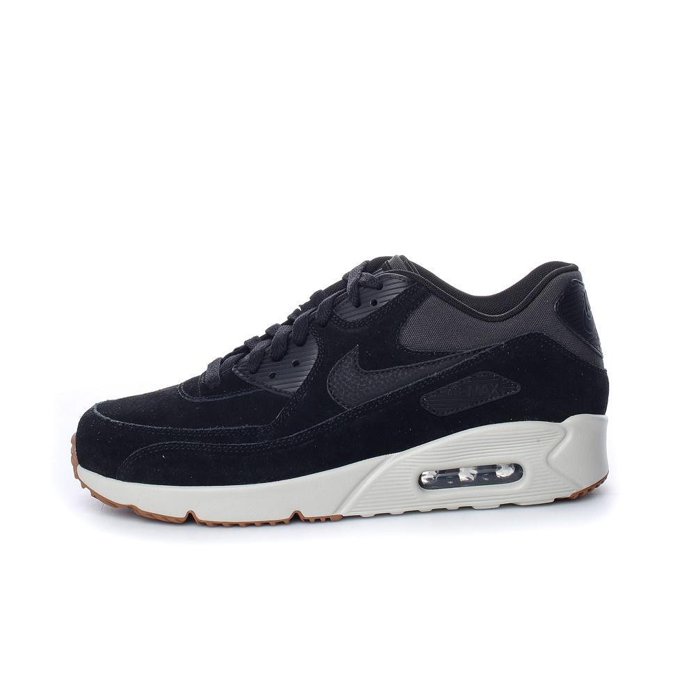 NIKE – Ανδρικά αθλητικά παπούσια AIR MAX 90 ULTRA 2.0 LTR μαύρα