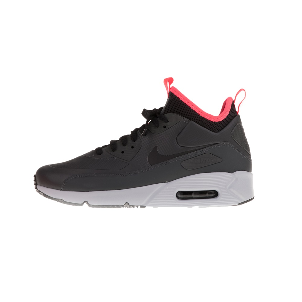 NIKE – Ανδρικά αθλητικά παπούτσια AIR MAX 90 ULTRA MID WINTER ανθρακί
