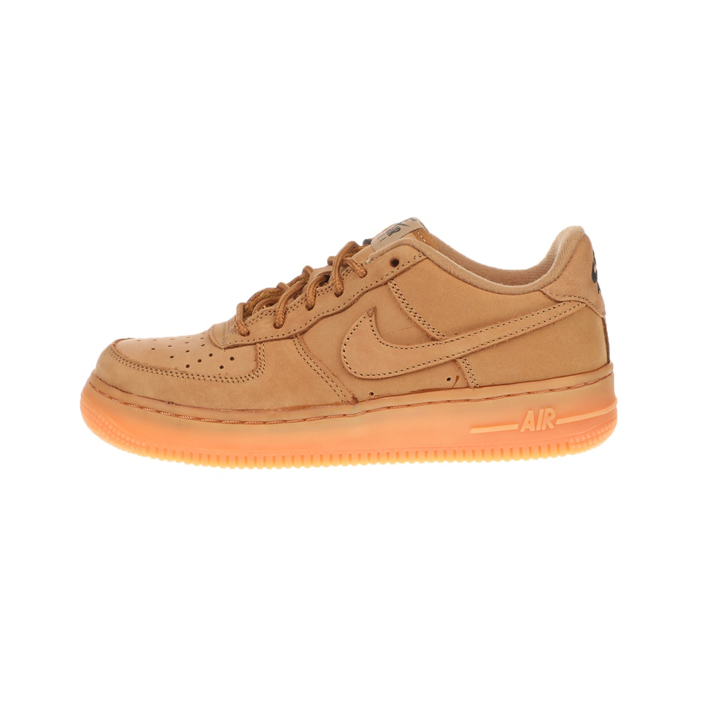 NIKE – Παιδικά αθλητικά παπούτσια NIKE AIR FORCE 1 WINTER PRM GS εκρού