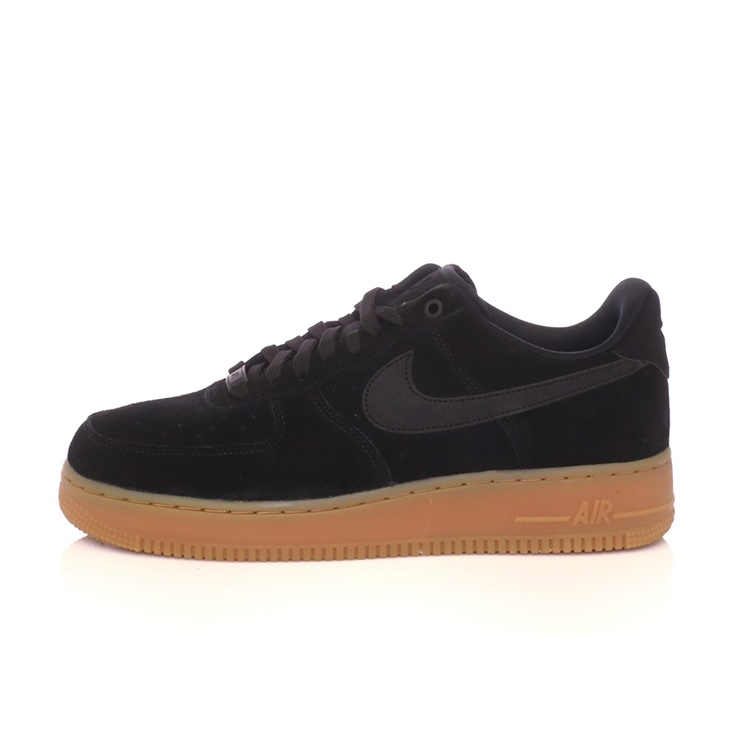d657ef7a236 Ανδρικά παπούτσια AIR FORCE 1 '07 LV8 SUEDE μαύρα - NIKE (1580555.1 ...