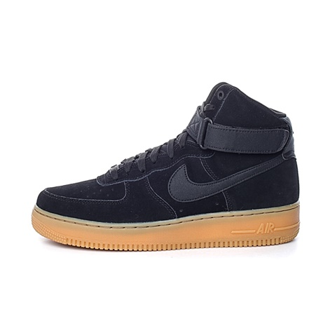 cfe98e82b09 Ανδρικά παπούτσια AIR FORCE 1 HIGH '07 LV8 SUEDE μαύρα - NIKE ...