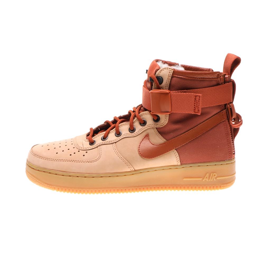 NIKE – Ανδρικά παπούτσια ΝΙΚΕ SF AF1 MID PRM μπεζ