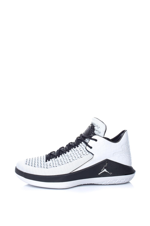NIKE – Ανδρικά παπούτσια μπάσκετ NIKE AIR JORDAN XXXII LOW λευκά