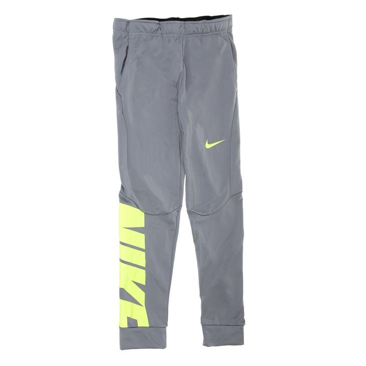 Αγορίστικο παντελόνι προπόνησης Nike Therma γκρι-κίτρινο (1581309.1 ... 6b087a9b45e