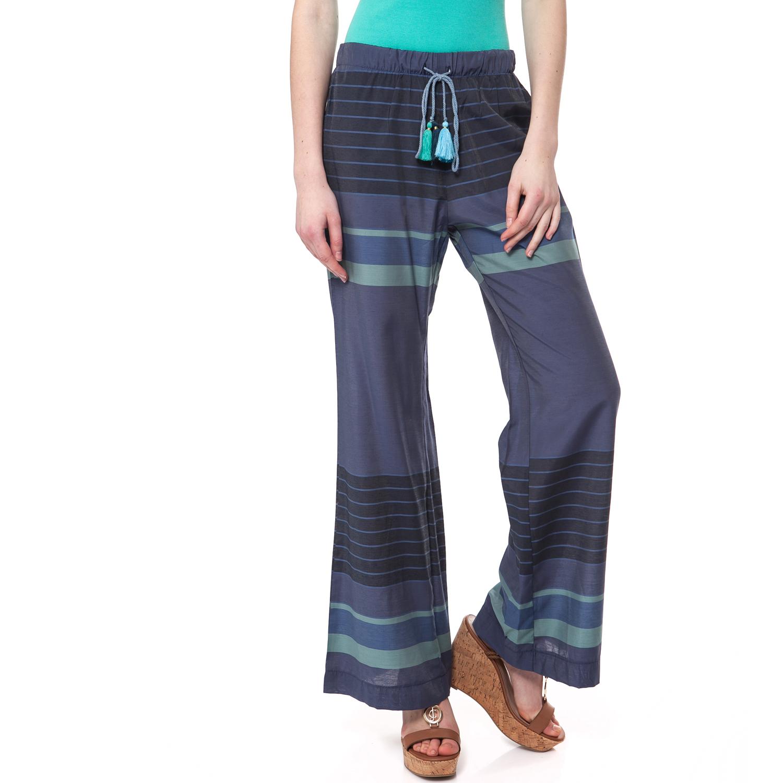bece2548f838 MYMOO - Γυναικεία παντελόνα MYMOO μπλε ⋆ pressmedoll.gr