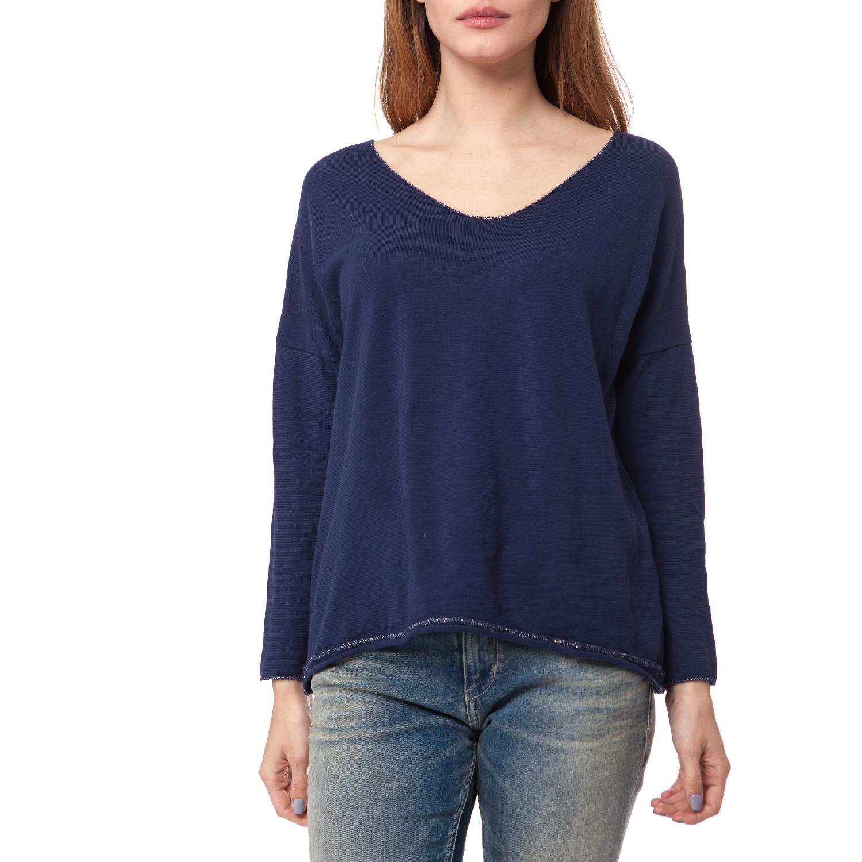 1af445567afb  ALE - Γυναικεία μπλούζα  Ale μπλε.