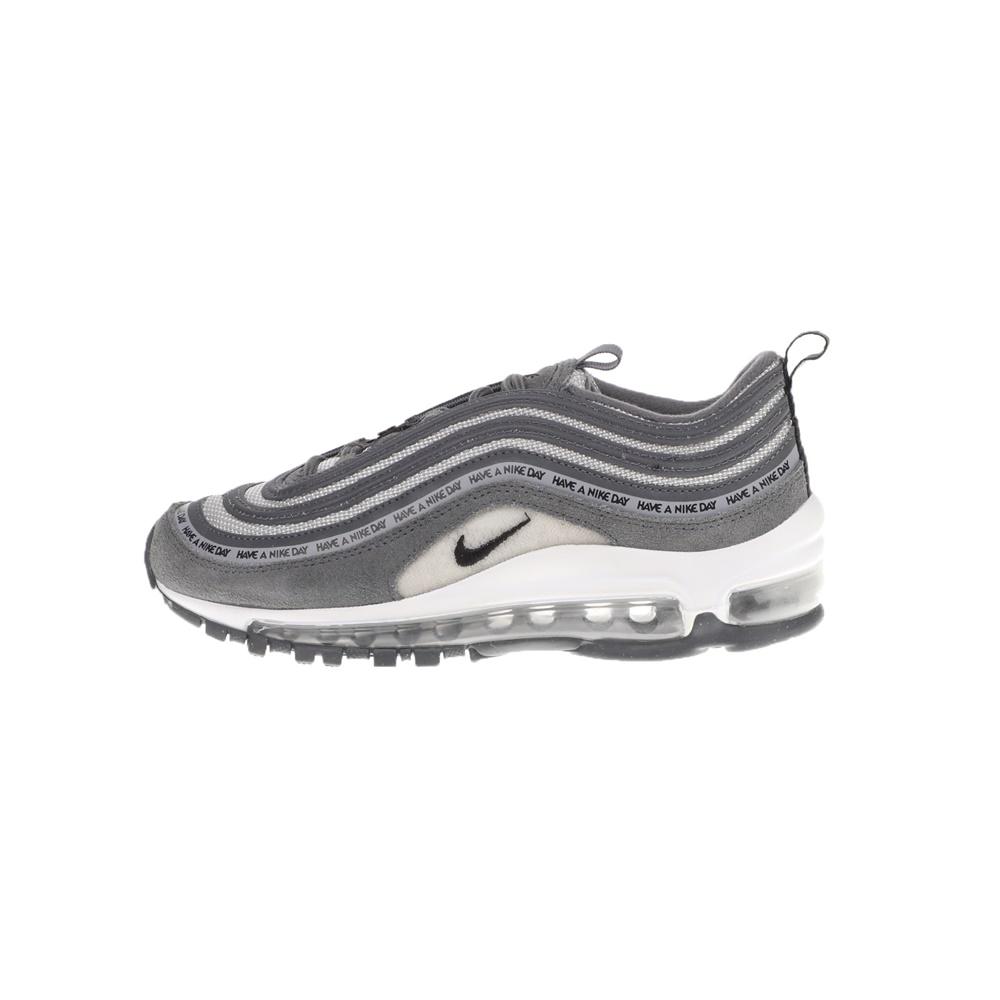 NIKE – Παιδικά αθλητικά παπούτσια NIKE AIR MAX 97 SE (GS) γκρι