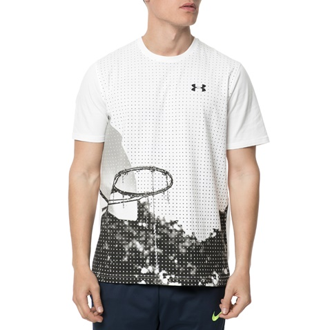 f9fcb81167c6 Ανδρικό t-shirt Under Armour λευκή με τύπωμα (1582252.1-0043 ...