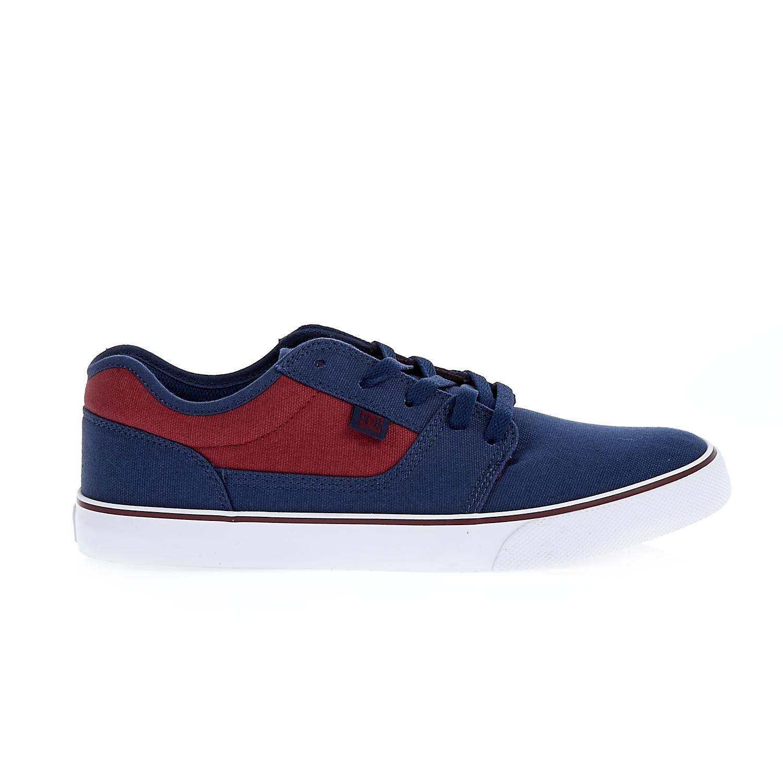 DC – Αντρικά παπούτσια DC μπλε-κόκκινα