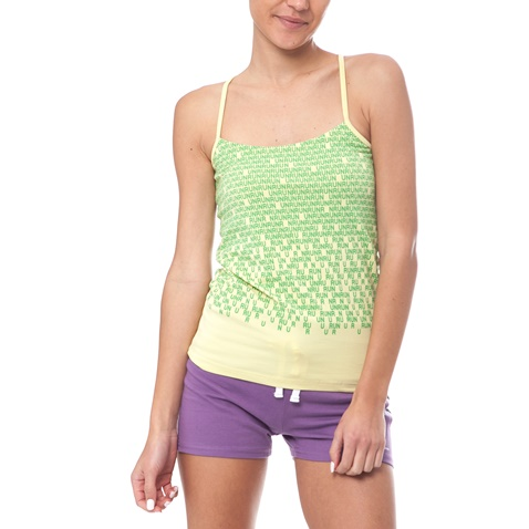 ac7b6b7e587b Γυναικεία μπλούζα Gambling κίτρινη-πράσινη (1583109.0-0053 ...