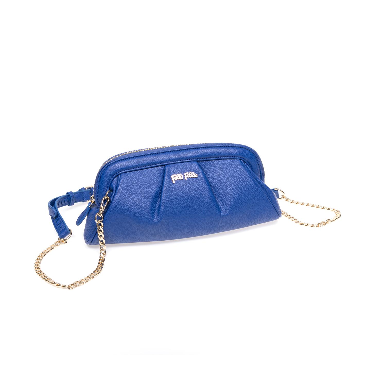 FOLLI FOLLIE – Τσάντα ώμου Folli Follie μπλε 1583194.0-0000