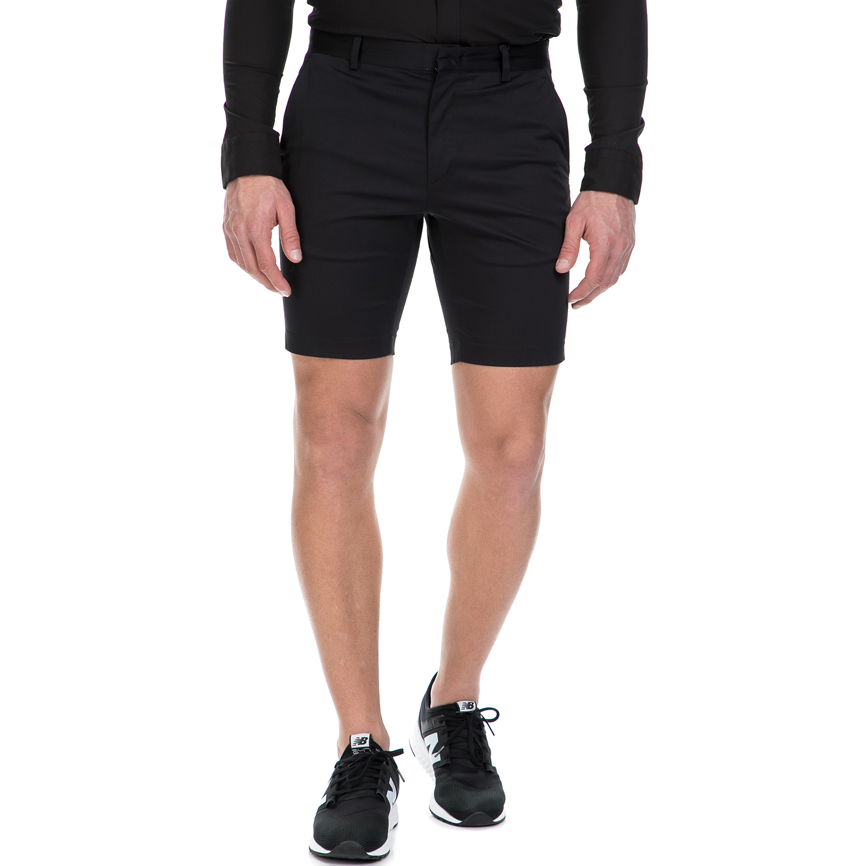 CK - Ανδρική βερμούδα CK μαύρη ανδρικά ρούχα σορτς βερμούδες casual jean