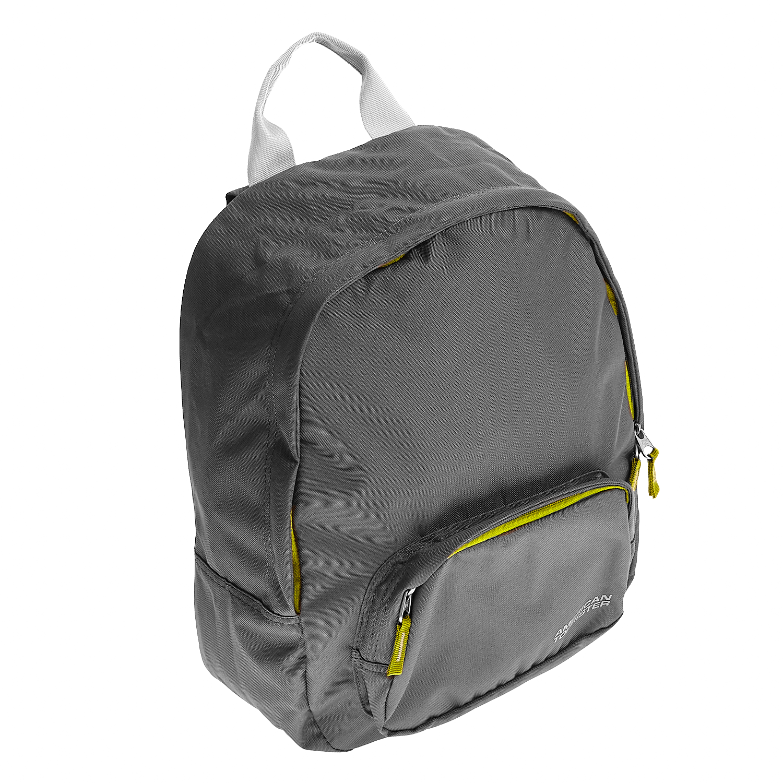 AMERICAN TOURISTER - Τσάντα πλάτης American Tourister γκρι γυναικεία αξεσουάρ τσάντες σακίδια πλάτης
