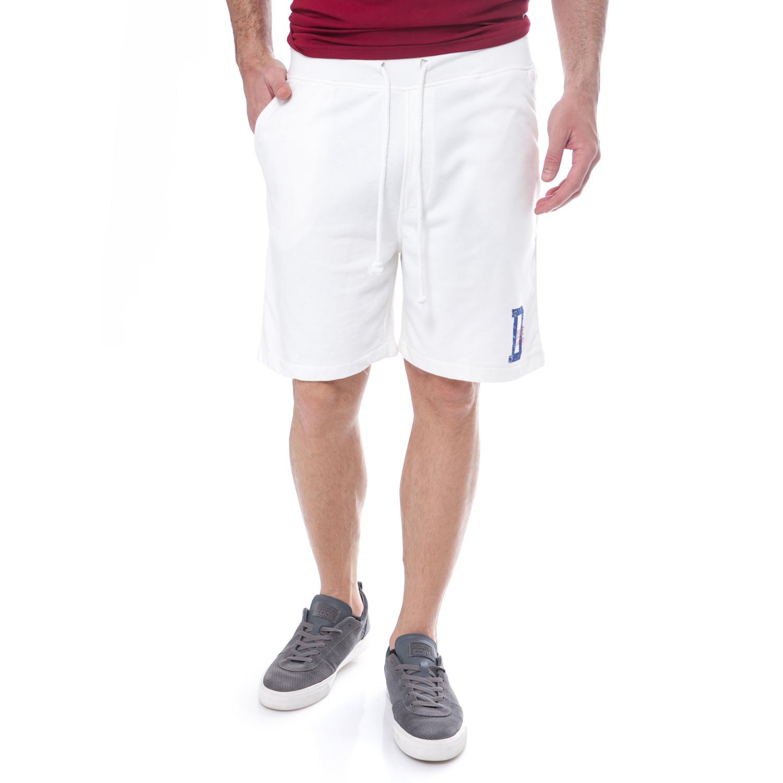 DIRTY LAUNDRY – Ανδρική βερμούδα Dirty Laundry λευκή