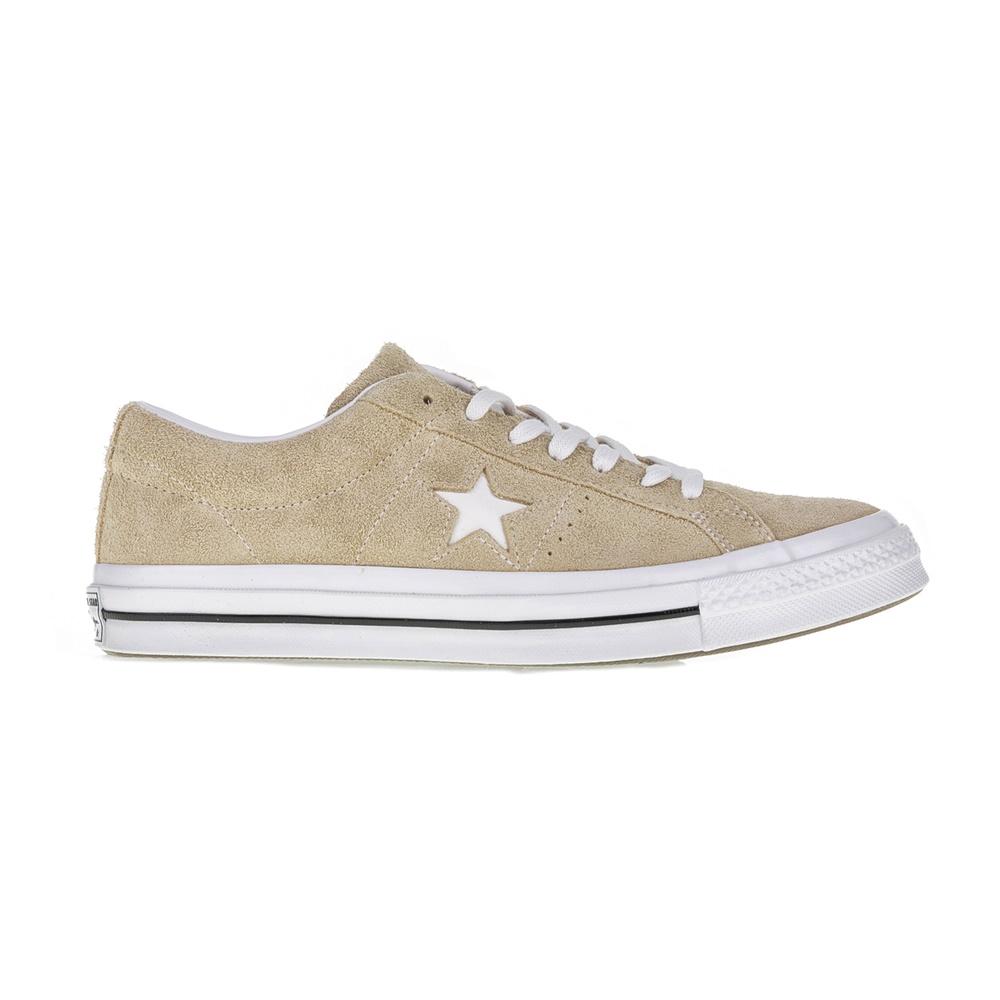 CONVERSE – Unisex παπούτσια One Star μπεζ
