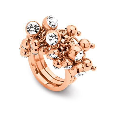 Επάργυρο δαχτυλίδι Folli Follie (1584303.0-0000)  5a1103eecf3