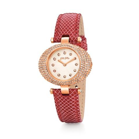 01645454b2 Γυναικείο ρολόι Folli Follie κόκκινο (1584317.0-0041)