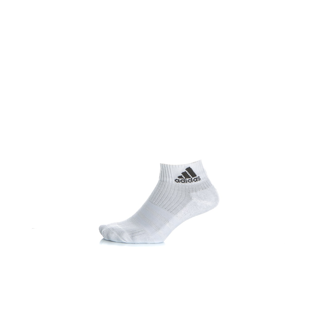 adidas Performance – Unisex σετ αθλητικές κάλτσες 3S PER AN HC λευκές. Factory  Outlet 081ad9e26ef