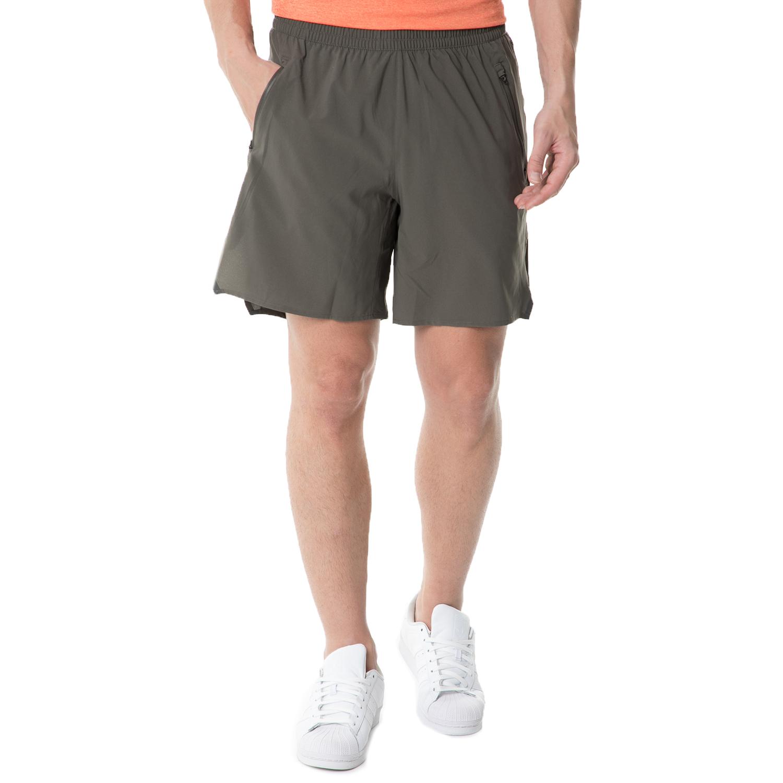 adidas - Ανδρικό αθλητικό σορτς adidas ULT RGY SHORT RUNNING γκρι ανδρικά ρούχα σορτς βερμούδες αθλητικά