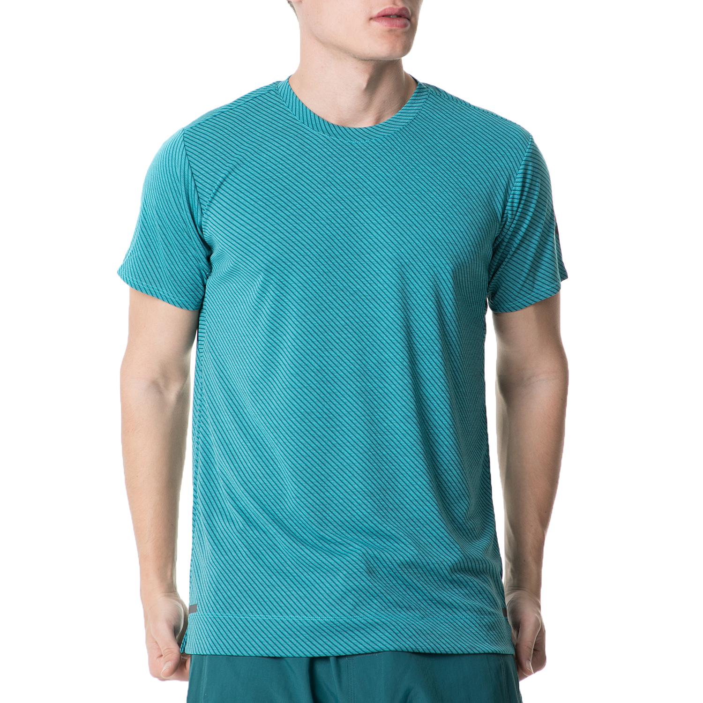 adidas - Ανδρική κοντομάνικη μπλούζα adidas CLIMACHILL TRAINING πράσινη ανδρικά ρούχα αθλητικά t shirt