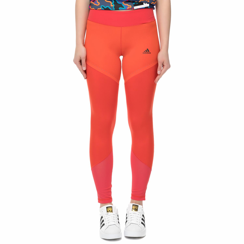 adidas performance - Γυναικείο μακρύ κολάν WOW DROP 1 TIGH TRAINING κόκκινο γυναικεία ρούχα αθλητικά κολάν