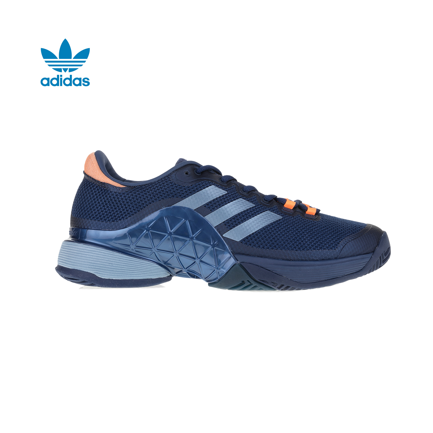 adidas Originals – Ανδρικά παπούτσια τένις adidas Barricade 2017 μπλε
