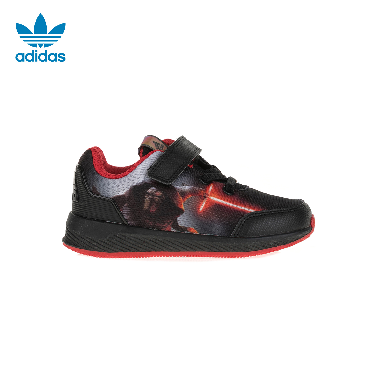 adidas Originals - Βρεφικά παπούτσια adidas Star Wars EL I μαύρα παιδικά baby παπούτσια αθλητικά