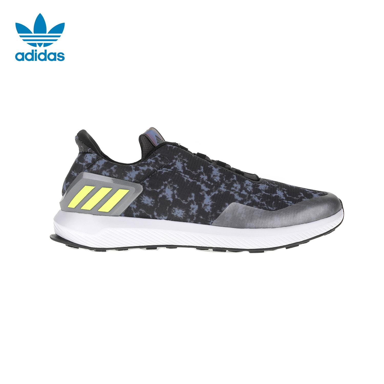 adidas Originals – Παιδικά παπούτσια adidas RapidaRun Uncaged γκρι