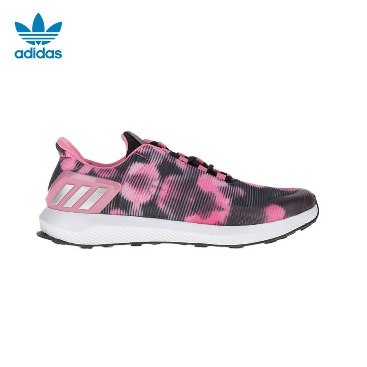 Παιδικά παπούτσια adidas RapidaRun Uncaged φούξια - adidas Originals ... 417a0c38268