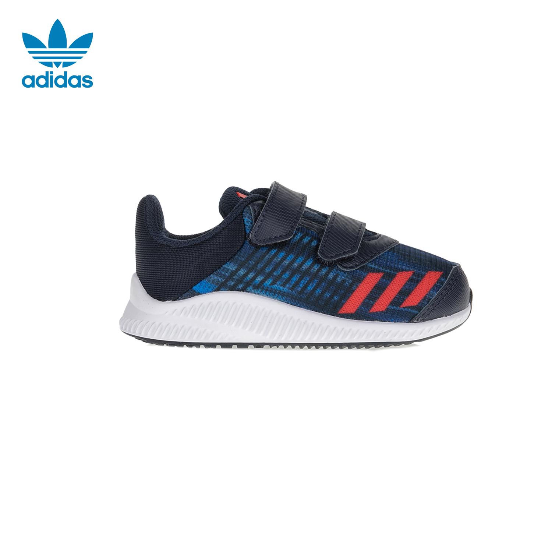 adidas Originals - Βρεφικά παπούτσια adidas FortaRun CF I μπλε παιδικά baby παπούτσια αθλητικά