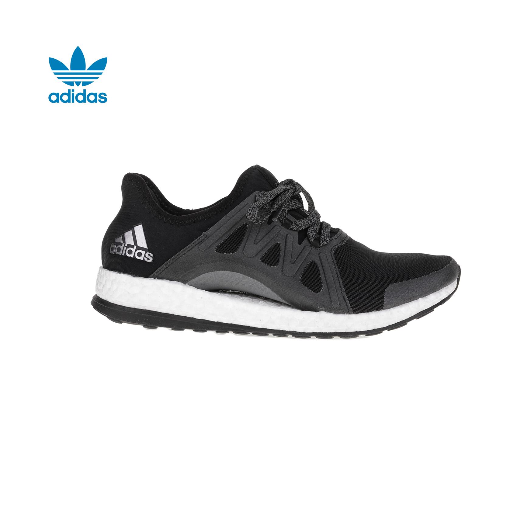 adidas Originals - Γυναικεία παπούτσια adidas PureBOOST X 2 μαύρα γυναικεία παπούτσια αθλητικά running