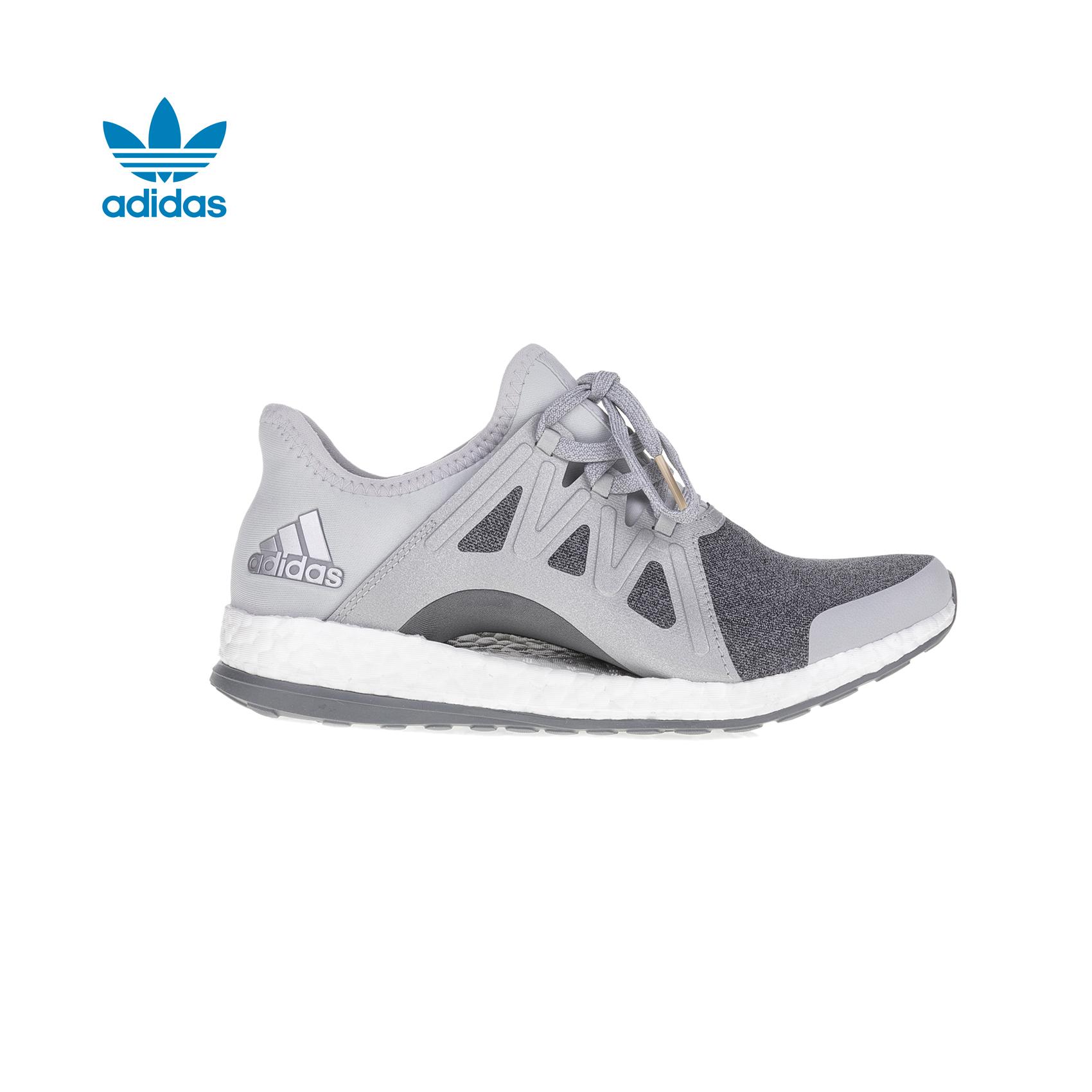 adidas Originals - Γυναικεία παπούτσια adidas PureBOOST X 2 γκρι γυναικεία παπούτσια αθλητικά running