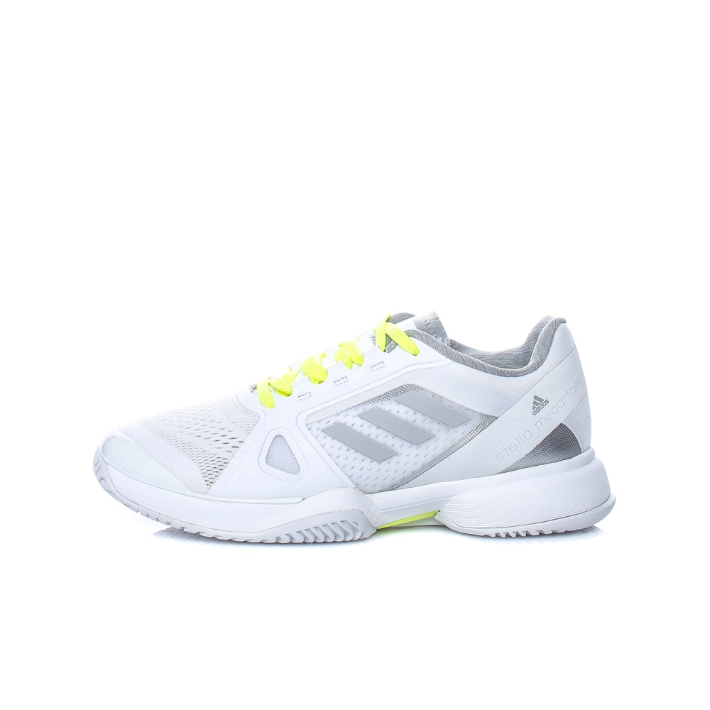 adidas Performance – Γυναικεία παπούτσια τένις aSMC Barricade 2017 TENNIS λευκά