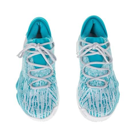 43152eb3214 Ανδρικά παπούτσια μπάσκετ adidas Crazylight Boost low 2016 PK γαλάζια