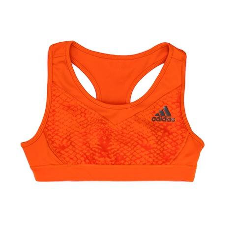 a459a6c8cad Εφηβικό αθλητικό μπουστάκι adidas πορτοκαλί (1584578.0-00o1) | Factory  Outlet