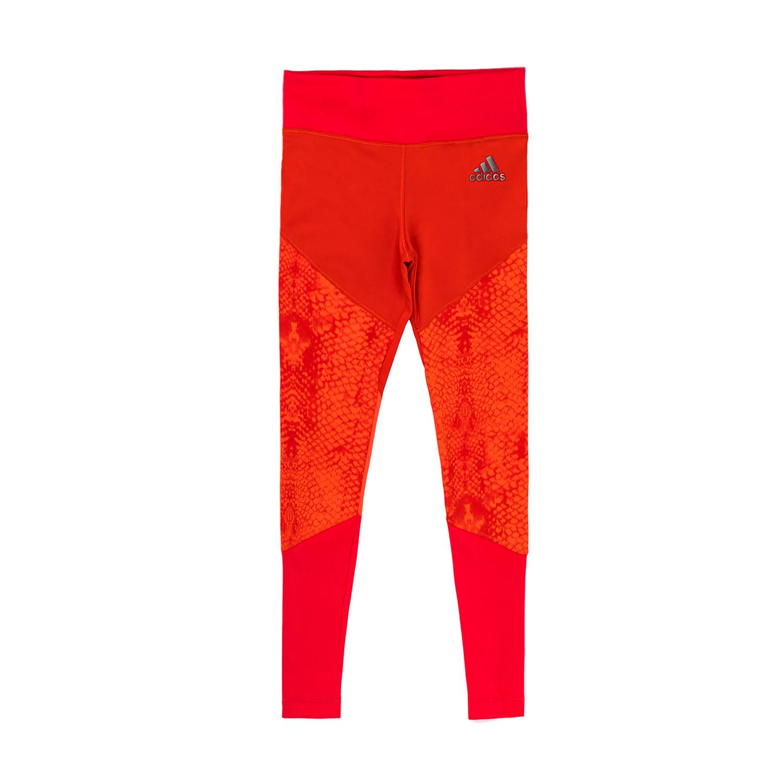 adidas – Παιδικό μακρύ κολάν adidas πορτοκαλί