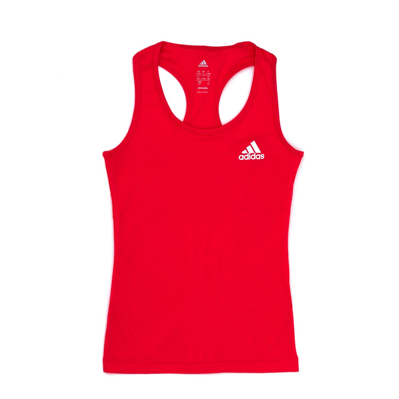adidas – Παιδικό αθλητικό φανελάκι adidas κόκκινο
