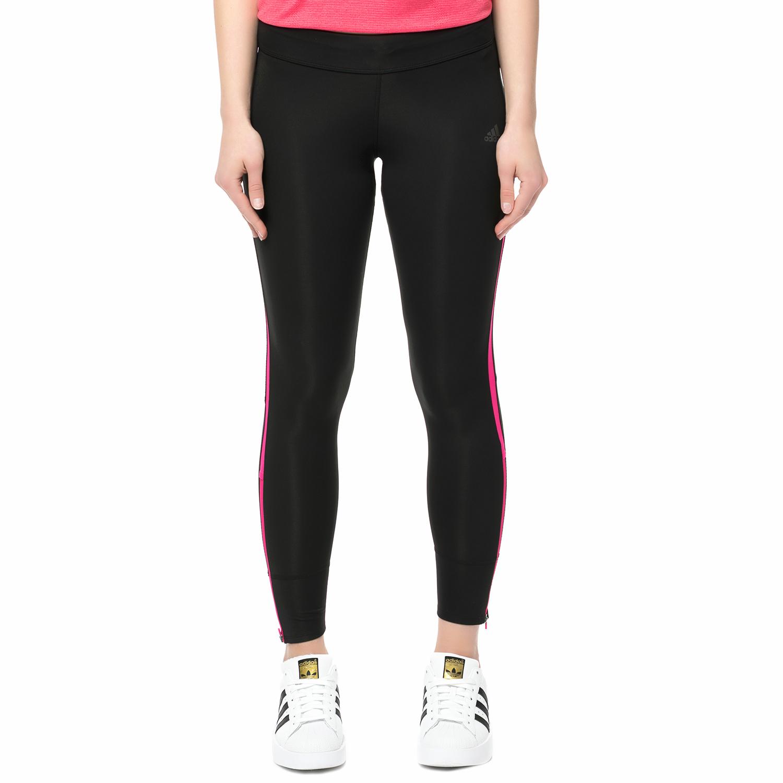 7dc67e0259f adidas - Γυναικείο μακρύ κολάν RS LNG TIGHT RUNNING μαύρο-ροζ ...
