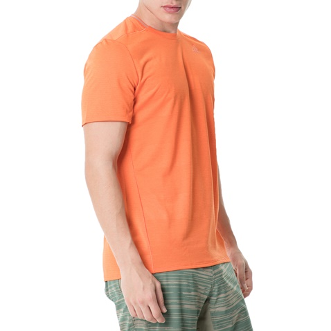 684e74a293 Ανδρική κοντομάνικη μπλούζα adidas SN S-S RUNNING πορτοκαλί ...