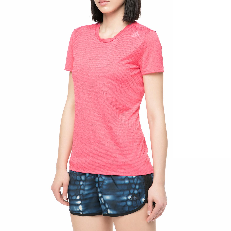 5d88544d151 adidas performance - Γυναικείο t-shirt για τρέξιμο Supernova ροζ, Γυναικεία  αθλητικά t-shirts, ΓΥΝΑΙΚΑ   ΡΟΥΧΑ   T-SHIRTS