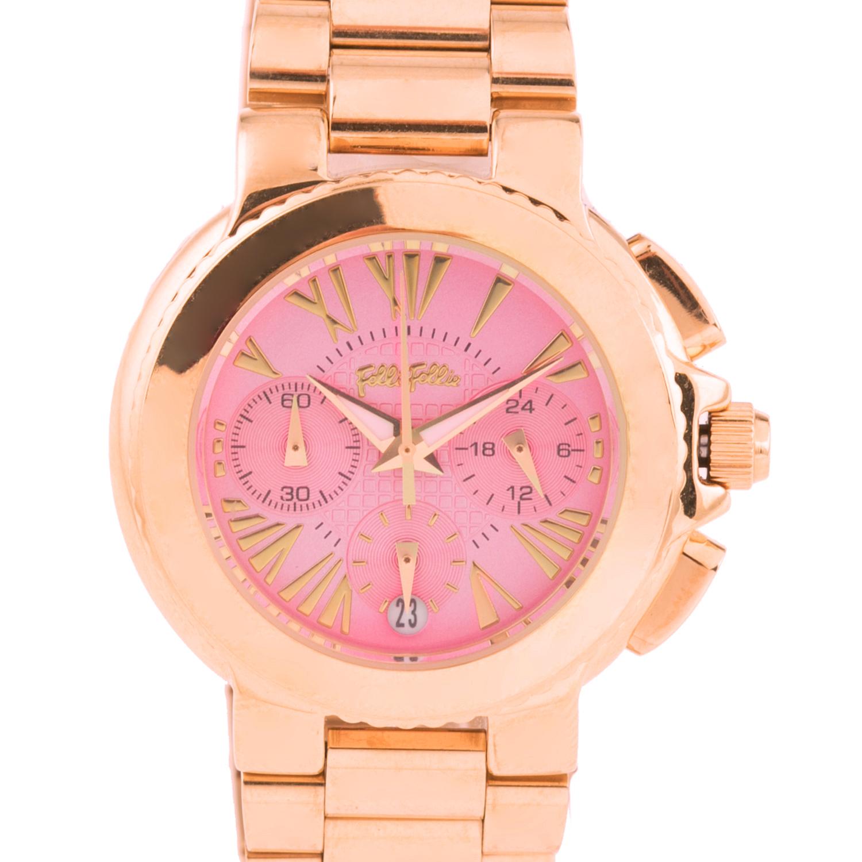 02657d7af5 FOLLI FOLLIE - Γυναικείο ρολόι FOLLI FOLLIE χρυσό