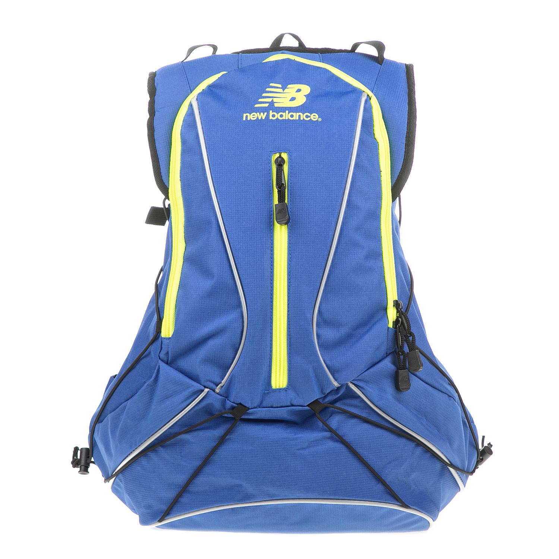 NEW BALANCE - Σακίδιο πλάτης New Balance μπλε ανδρικά αξεσουάρ τσάντες σακίδια αθλητικές
