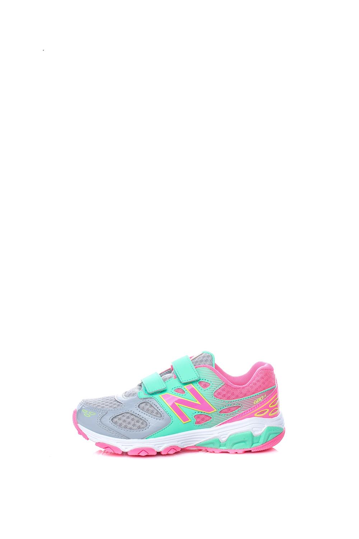 NEW BALANCE – Αθλητικά παπούτσια New Balance ροζ – γκρι
