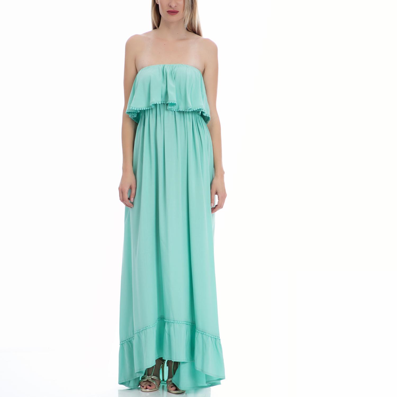 77c25cab6d33 VINTAGE SUGAR – Φόρεμα Vintage Sugar πράσινο. Factory Outlet