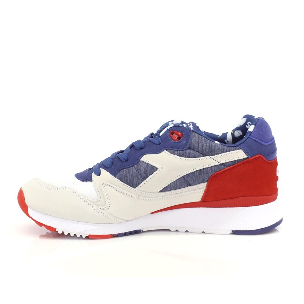 DIADORA – Ανδρικά παπούτσια DIADORA μπλε-λευκά